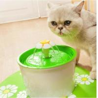 China Wholesale Electric Automatic Smart Pet Drinking Fountain Accessories wholesale