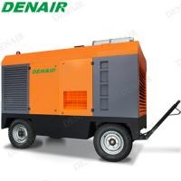 China Diesel Portable Air Compressor For Mining wholesale