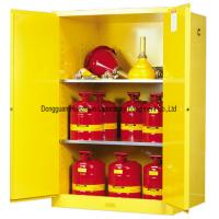 China Liquids Flammable Safety Cabinet , Fire Resistant Cabinets Two Shelves Type on sale