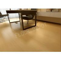 China ECO 12mm HDF Laminate Flooring AC4 E1 Density 840 Embossed Birch Color Waxed EIR wholesale
