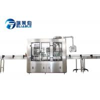 China Glass Bottle Carbonated Water Filling Equipment Sparkling Water Soft Drink Manufacturing Plant wholesale