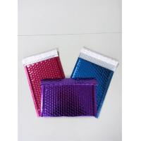 Quality a4 metallic air bubble lined envelopes poly bubble mailers for sale