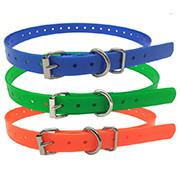 China Waterproof TPU Designer Remote Controlled Dog Training Dog Collar with Metal Buckles wholesale