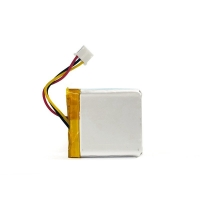 China 1C Rate 650mAh 3.7 V Lithium Battery Pack For Portable Source wholesale