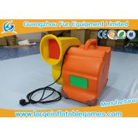 China Commercial Small Air Blower For Inflatable Water Slide , 220v/110V 1500W wholesale