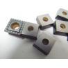 China TiN Coating Metal Lathe Carbide Inserts / Durable Custom Carbide Inserts wholesale