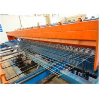 China ISO CE SGS Auto Wire Mesh Making Machine For Construction And Fence Guard wholesale