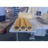 China Yellow 600 Degree High Temp Felt PBO Kevlar 5mm Used Inital Table wholesale
