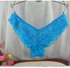 China Women comfortable lace thong wholesale