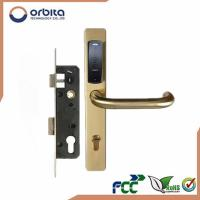 China  certified Euro standard thin door mortise lock on sale