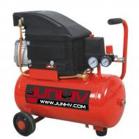 China Easy Operation Garage Air Compressor , Car Air Compressors Oil Sight Glass on sale