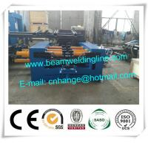China Light Steel Automatic H Beam Production Line , H Beam Combination Welding Machine wholesale