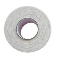 China Soft flexible light weight self adhesive fabric medical tapes for surgical dressing wholesale