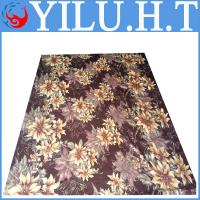 China beautiful indian floral designs block print for bedsheets manufacturers wholesale