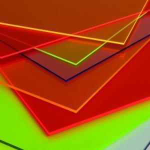 China thin acrylic sheet  / color PMMA glass shees /translucent acrylic sheet on sale
