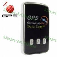 China Mini GPS Bluetooth Data Logger with GPS Receiver Function wholesale