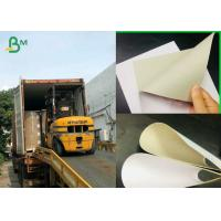 China Single Side Coated Duplex Board With Back Grey For Packaging And Printing wholesale