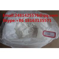 China Raw Anti - Estrogenic Homebrew Steroids Clomiphene Citrate Powder CAS 50-41-9 For Bodybuilding wholesale