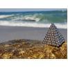 China Kellin Neodymium Magnetic Balls 216 pcs Pyramid Shaped 5mm Buckyballs for Intelligence Development wholesale