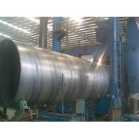 China SY/T 5040-2000 Spiral Submerged Arc Welding Pipe for Piling wholesale