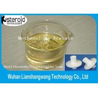 Injectable Primobolan Methenolone Acetate Powder CAS 434-05-9 For Enhance Protein Manufactures