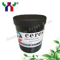 China Gold to Green Optical Variable Ink For Screen Printing on sale