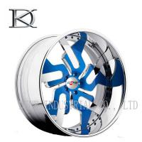 Auto T6061 Aluminum Forged Wheels Deep Lip Wheels 16 Inch - 22 Inch Manufactures