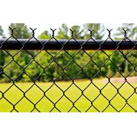 China 6-Ft X 50-Ft 11.5 Gauge Chain Link Fence Fabric Of Galvanized Steel CE Passed wholesale