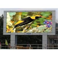 China Clear SMD Led Screen P6 / Commercial Led Display Full Color For Advertising , Energy Saving wholesale