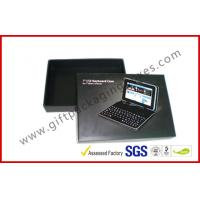China Full Color Printing Laptop Cardboard Box Packaging With Ivory Card Materials wholesale