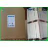 China Size Customized Woodfree Offset Paper , 53 Gram 55 Gram Bond Printing Paper wholesale