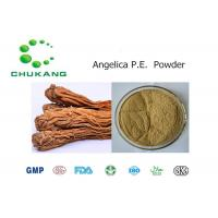 Quality Natural Ingredients Powder Angelica Extract CAS 4431 01 0 Natural Herb Powder for sale