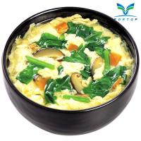 China Spinach and Egg Soup (Instant Soup) wholesale