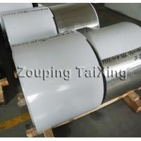 China lubricated and lacquered  aluminium foil for airline tray wholesale