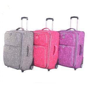 China Good quality traveling trunk,trolley case box,Luggage set,traveling rod box ,wheels cases wholesale