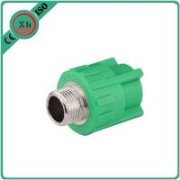 China Lightweight Female Thread Socket , Plastic Pipe Fittings Corrosion Resistant wholesale