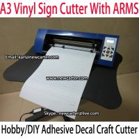China A3 Vinyl Sign Cutter With ARMS 330 Cutting Plotter With AAS Craft Cutter DIY Sticker Cut wholesale