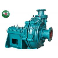 China Mud Transfer  Fly Ash Horizontal Gear Pump Single Stage Wear Resistant 56m3 / H wholesale