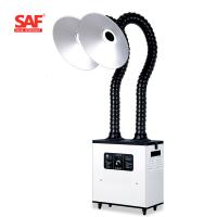 Buy cheap Industrial Mobile Smoke Fume Extractor Portable Dust Collector 99.99% Purifying from wholesalers