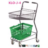 China Custom Eco - Friendly Two Tier Airport With Normal Flat Wheel , CE / GS / ROSH wholesale