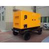 China 40KVA/40KW diesel generator powered by Cummins engine 4BTA3.9-G2 three-phases trailer type on sale wholesale