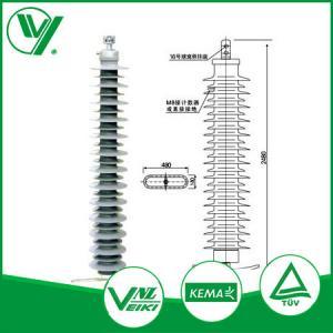 China High Voltage Gapless Metal Oxide Surge Diverter Used in Transmission Line wholesale