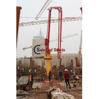 China 29m 33m Tower Concrete Placing Boom with 22.7m Column and Auto Hydraulic Lifting System wholesale