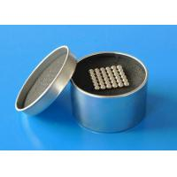 China Nedymium Sphere Magnets 25.4mm Dia. N38 wholesale