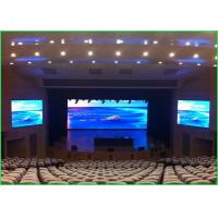 China Anti - Glare Rgb Led Display Hire , Led Video Curtain P4 Corrosion Resistance 512 * 512mm wholesale