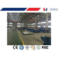 China 10 Ton Decoiler Corrugated Roof Roll Forming Machine 0.2 - 0.9 mm Thickness wholesale