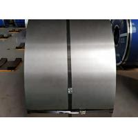 China No Welding Cold Rolled Galvanized Steel Coil , Cold Rolled Coil For Textile Industrial Parts wholesale
