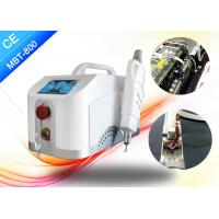 China CE Q Switch ND Yag Laser Skin Brightening / Tattoo Removal System For Home Use wholesale
