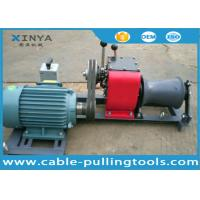 Cable Winch Puller 1 Ton Electric Cable Winch Puller for Tower Erection Manufactures
