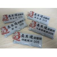 Buy cheap Custom Staff And Employee Magnetic Name Badges With Pin Fastener from wholesalers